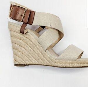 Banana Republic Flax sandals